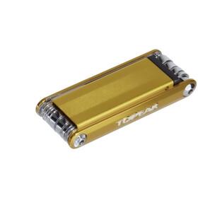 Topeak Tubi-Tool X Monitoimityökalu, gold